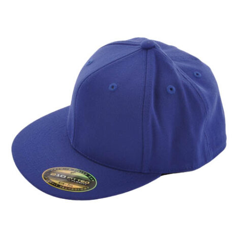 Flexfit 210 Fitted Cap Royalblau