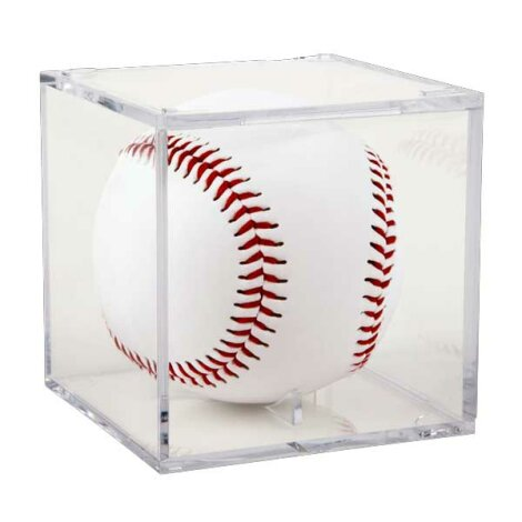 BallQube Baseball Display