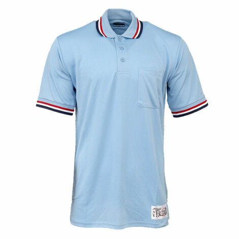 Honigs Umpire Shirt Lightblue
