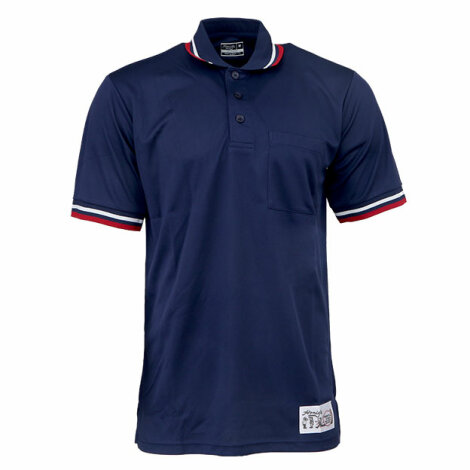 Honigs Umpire Shirt Navy