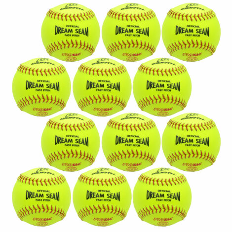 1 Dutzend Rawlings Softball C12RYSA 12 Inch