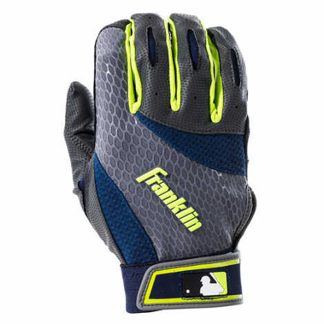 Battinggloves Franklin 2nd Skinz Navy