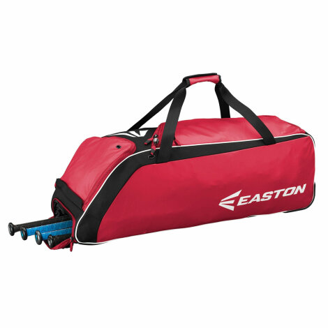 Baseballtasche Easton E510W Rot