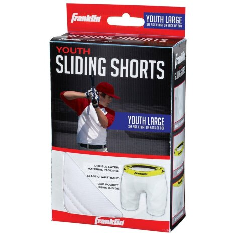 Franklin Sliding Shorts Youth